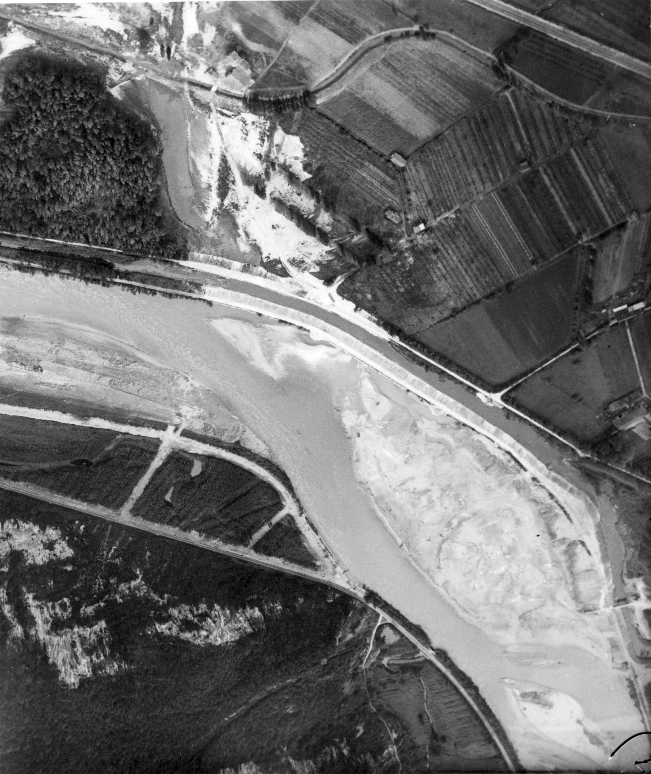 BRECHE PALLUEL APRES TRAVAUX 2 CRUE 1948