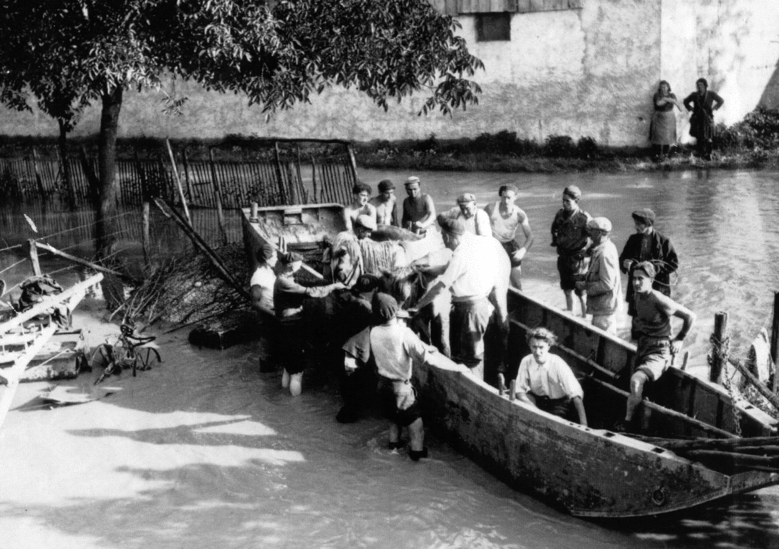 JUIN 1948 IMAGE G.FOURNIER ARCHIVES MOIRANS 1